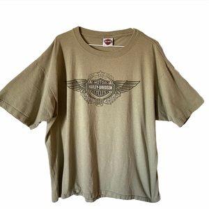 Harley-Davidson American Army Lady T-shirt